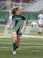 This MaxPreps.com professional photo features Fremd high school Lauren Burk playing Girls Soccer. This photo was shot by Norman Cohen and published on Cohen.