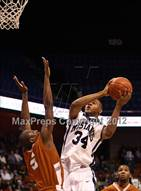 This MaxPreps.com professional photo is from the gallery Capital Prep vs. Immaculate (CIAC Class S Final) which features Capital Prep high school athletes playing  Basketball.