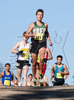 CIF State Cross Country Championships (D3 Boys Race)