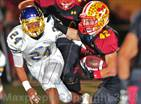This MaxPreps.com professional photo is from the gallery El Toro @ Mission Viejo which features Mission Viejo high school athletes playing  Football.