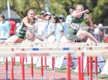 This MaxPreps.com professional photo is from the gallery AIA Track & Field Championships (Girls 100 Meter Hurdles) which features Millennium high school athletes playing Girls Track & Field. This photo was shot by Darin Sicurello and published on Sicurello.