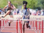This MaxPreps.com professional photo is from the gallery AIA Track & Field Championships (Girls 100 Meter Hurdles) which features Tempe Prep high school athletes playing Girls Track & Field. This photo was shot by Darin Sicurello and published on Sicurello.