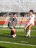 This MaxPreps.com professional photo features Roosevelt high school  and Ashley Eldridge playing Girls Soccer. This photo was shot by Derek Regensburger and published on Regensburger.