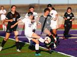 This MaxPreps.com professional photo features Roosevelt high school  and Addison Russell playing Girls Soccer. This photo was shot by Derek Regensburger and published on Regensburger.