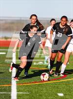 This MaxPreps.com professional photo features Roosevelt high school Ashley Eldridge playing Girls Soccer. This photo was shot by Derek Regensburger and published on Regensburger.
