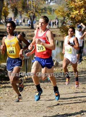 CIF State Cross Country Championships (Boys Division I)
