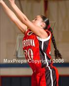 This MaxPreps.com professional photo is from the gallery Cordova @ Christian Brothers which features Cordova high school athletes playing Girls Basketball.