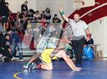 This MaxPreps.com professional photo is from the gallery CIF SCVAL Wrestling Finals which features Lynbrook high school athletes playing  Wrestling. This photo was shot by Cathy Gerth and published on Gerth.