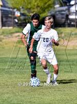 This MaxPreps.com professional photo is from the gallery Hope Christian @ Santa Fe Prep which features Hope Christian high school athletes playing  Soccer. This photo was shot by Lou Novick and published on Novick.