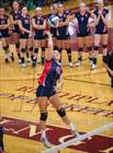 Central Catholic vs Greely (2013 Volleyhall Classic)