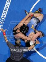 This MaxPreps.com professional photo is from the gallery CIF SS Masters Wrestling Championships (Day 1) which features Estancia high school athletes playing  Wrestling. This photo was shot by Heston Quan and published on Quan.
