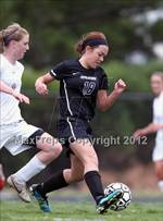 This MaxPreps.com professional photo features Waukee high school Taylor Woods playing Girls Soccer. This photo was shot by Chad Bassman and published on Bassman.
