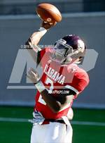 This MaxPreps.com professional photo is from the gallery Alabama vs Mississippi All-Star Game (Cramton Bowl) which features Germantown high school athletes playing  Football. This photo was shot by Brandon Sumrall and published on Sumrall.