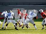 This MaxPreps.com professional photo is from the gallery Alabama vs Mississippi All-Star Game (Cramton Bowl) which features Jefferson Davis high school athletes playing  Football. This photo was shot by Brandon Sumrall and published on Sumrall.