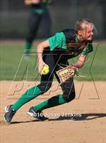 This MaxPreps.com professional photo is from the gallery Borah @ Meridian which features Borah high school athletes playing  Softball. This photo was shot by Julian Jenkins and published on Jenkins.