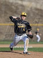 This MaxPreps.com professional photo features Venango Catholic high school Robert Felmlee playing  Baseball. This photo was shot by Eric Elliott and published on Elliott.