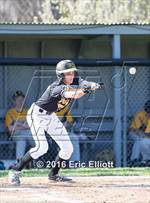 This MaxPreps.com professional photo features Venango Catholic high school Noah Puleo playing  Baseball. This photo was shot by Eric Elliott and published on Elliott.