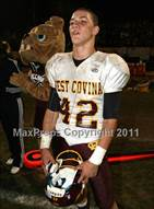 This MaxPreps.com professional photo is from the gallery West Covina @ Mayfair (CIF SS Playoffs) which features West Covina high school athletes playing  Football.