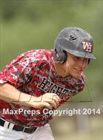 This MaxPreps.com professional photo is from the gallery Arkansas City vs. Heights (KSHSAA 5A Regional Playoff) which features Arkansas City high school athletes playing  Baseball. This photo was shot by Norman Tackett and published on Tackett.