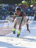 This MaxPreps.com professional photo is from the gallery CIF State Track and Field Championships (Girls Triple Jump Qualifying) which features Davis high school athletes playing Girls Track & Field. This photo was shot by Derek Marsano and published on Marsano.
