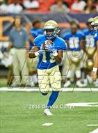 This MaxPreps.com professional photo is from the gallery Archer vs McEachern (Corky Kell Classic) which features McEachern high school athletes playing  Football.