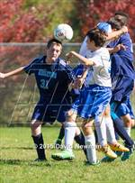 This MaxPreps.com professional photo is from the gallery Middletown @ Bristol Eastern which features Middletown high school athletes playing  Soccer. This photo was shot by David Newman and published on Newman.