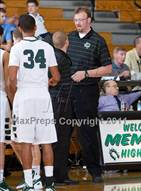 This MaxPreps.com professional photo is from the gallery Deer Park vs Mayde Creek (McDonald's Texas Invitational) which features Mayde Creek high school athletes playing  Basketball.