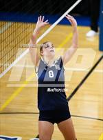 This MaxPreps.com professional photo is from the gallery Pine Bush vs Kingston (Section 9 Class AA Final) which features Pine Bush high school athletes playing  Volleyball. This photo was shot by William Pine and published on Pine.