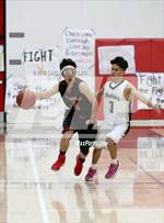 This MaxPreps.com professional photo features South Hills high school  and Jason Rodriguez playing  Basketball. This photo was shot by Carlo Montalbo and published on Montalbo.