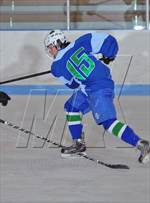 This MaxPreps.com professional photo features Doherty high school Jordan Barrett playing  Ice Hockey. This photo was shot by Paul DiSalvo and published on DiSalvo.