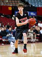 This MaxPreps.com professional photo is from the gallery Artesia vs. Harvard-Westlake (CIF SoCal D3 Final) which features Harvard-Westlake high school athletes playing  Basketball.