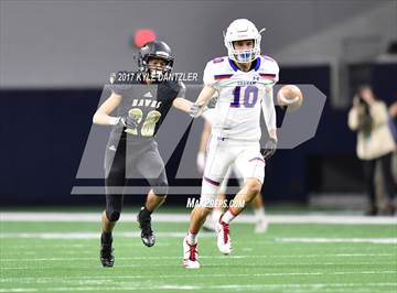Thumbnail 11 in Graham vs. Pleasant Grove (UIL 4A Divison 2 Semifinal) photogallery.