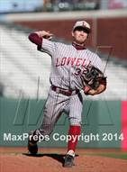 This MaxPreps.com professional photo is from the gallery Lowell vs. Washington (CIF SF Section Final)  which features Lowell high school athletes playing  Baseball.