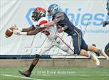 This MaxPreps.com professional photo is from the gallery New York City vs Long Island (United Healthcare Empire Challenge) which features Cardinal Hayes high school athletes playing  Football. This photo was shot by Dave Anderson and published on Anderson.