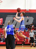 This MaxPreps.com professional photo is from the gallery 2018 Pinellas County Public vs Private School Senior Showcase which features Northeast high school athletes playing  Basketball. This photo was shot by Marc Estrada and published on Estrada.