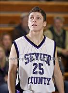 This MaxPreps.com professional photo is from the gallery Morristown-Hamblen East @ Sevier County which features Sevier County high school athletes playing  Basketball.