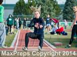 This MaxPreps.com professional photo is from the gallery UVU High School Invitational (Girls) which features Granger high school athletes playing Girls Track & Field. This photo was shot by Jeff Porcaro and published on Porcaro.