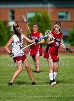 This MaxPreps.com professional photo is from the gallery Lincoln vs. Tiverton (RIIL Division 2 Final) which features Lincoln high school athletes playing Girls Lacrosse. This photo was shot by Mike Braca and published on Braca.
