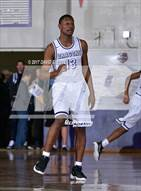 This MaxPreps.com professional photo is from the gallery Washington vs. Sacramento (St. Hope Elite Classic) which features Sacramento high school athletes playing  Basketball.