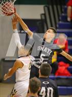 This MaxPreps.com professional photo is from the gallery Onate vs. Espanola Valley (Jalene Berger Allstate Holiday Hoops Classic) which features Espanola Valley high school athletes playing  Basketball.