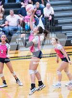 This MaxPreps.com professional photo features Soddy Daisy high school Rachel Rader playing  Volleyball. This photo was shot by Mike Allison and published on Allison.