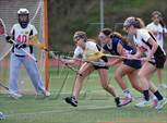 This MaxPreps.com professional photo is from the gallery Byram Hills @ Rye which features Byram Hills high school athletes playing Girls Lacrosse. This photo was shot by Jim Sannerud and published on Sannerud.