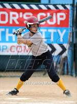 This MaxPreps.com professional photo is from the gallery Mayor's Cup: PSAL vs. CHSAA which features Fontbonne Hall Academy high school athletes playing  Softball. This photo was shot by Ashley Marshall and published on Marshall.