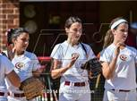 This MaxPreps.com professional photo is from the gallery Pinecrest Academy @ Johns Creek which features Johns Creek high school athletes playing  Softball. This photo was shot by Steve Hampton and published on Hampton.
