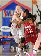 This MaxPreps.com professional photo is from the gallery Lodi vs. Galt (Bulldog Winter Classic) which features Lodi high school athletes playing Girls Basketball.