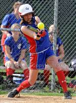 This MaxPreps.com professional photo is from the gallery Conestoga Valley @ McCaskey which features Conestoga Valley high school athletes playing  Softball. This photo was shot by Richard Rector and published on Rector.