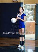 This MaxPreps.com professional photo is from the gallery Valencia @ Dos Pueblos which features Valencia high school athletes playing  Volleyball. This photo was shot by Mike Bouffard and published on Bouffard.