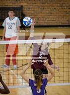 This MaxPreps.com professional photo is from the gallery National Cathedral @ Episcopal which features Episcopal high school athletes playing  Volleyball.