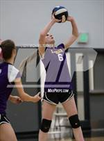 This MaxPreps.com professional photo is from the gallery Lassen @ University Prep which features Lassen high school athletes playing  Volleyball. This photo was shot by Michael Turner and published on Turner.
