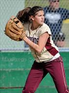 This MaxPreps.com professional photo is from the gallery Lincoln @ Whitney which features Whitney high school athletes playing  Softball.